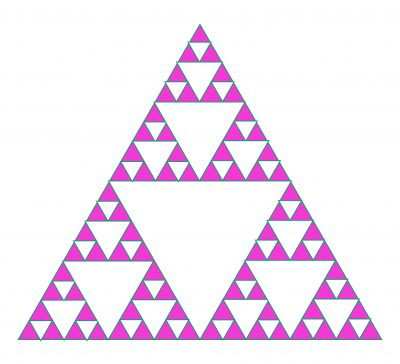 Sierpinski-Triangle-white